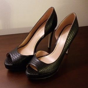 Enzo Angiolini black pumps size 8 1/2